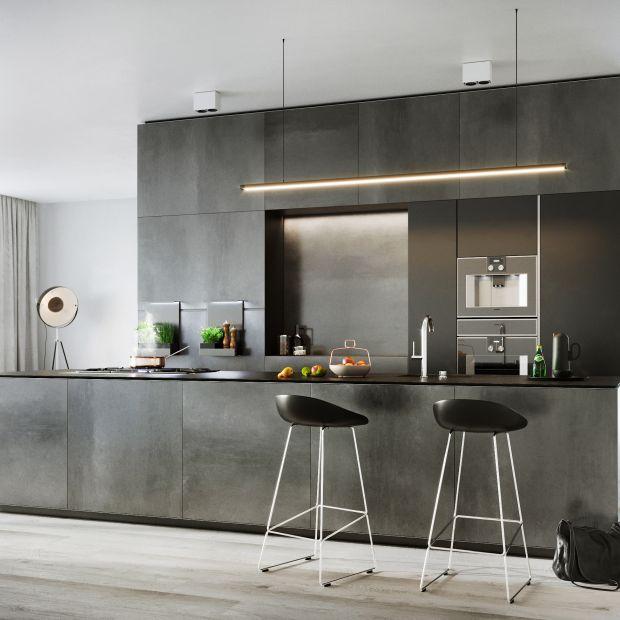 Nowoczesna kuchnia - trwałe i efektowne materiały