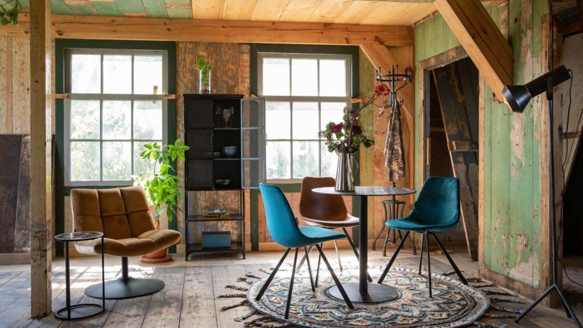 Boho loft najmodniejsza odmiana stylu industrialnego. Fot. Dutchbone / Dutchhouse.pl