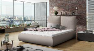 """Ten nowy model łóżkasprawdzi się w każdym wnętrzu, którego aranżacja nawiązuje do """"ciepłego"""" i nowoczesnego, skandynawskiego stylu."""