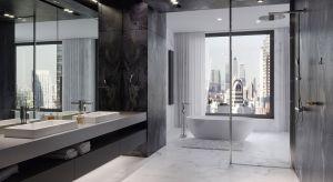 Nowoczesną łazienkę cenimy przede wszystkim za wygodę, przestrzeń, w której bez trudu możemy się poruszać oraz elegancki, często minimalistyczny wystrój.