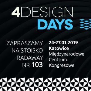 Radaway na targach 4 Design Days. Fot. Radaway