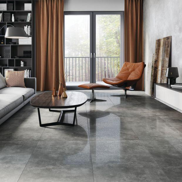 Płytki jak beton - zobacz nowe kolekcje