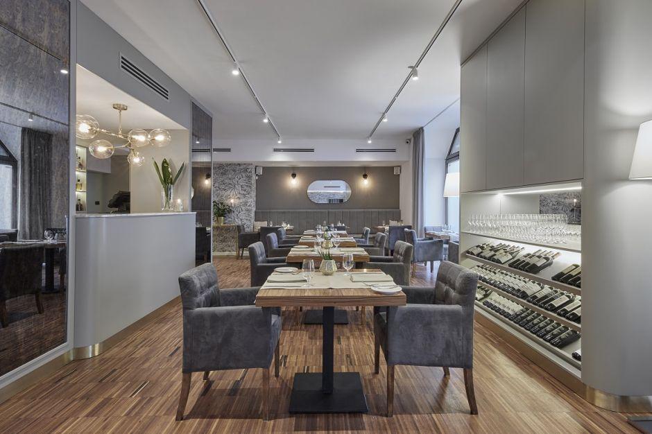 Fork Restaurant: zobacz wnętrza nowej restauracji Roberta Sowy