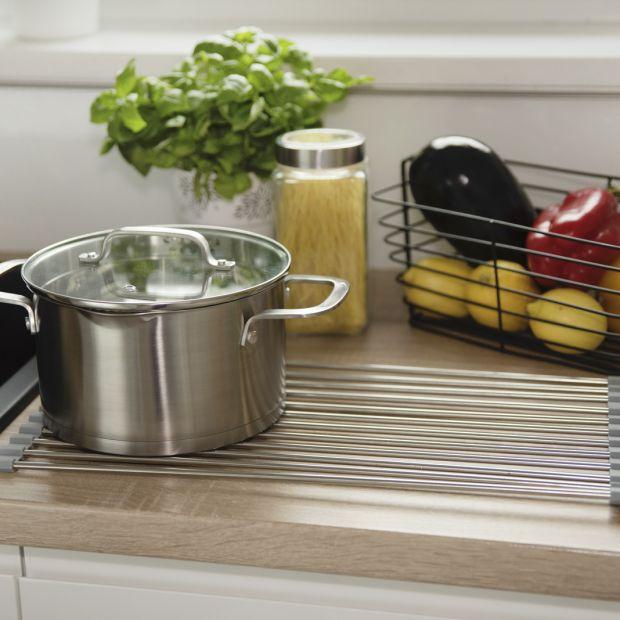Akcesoria kuchenne ze stali - modne i praktyczne