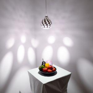 Nowoczesna oświetlenie - lampy drukowane w 3D. Fot. Zortrax/LimeLite
