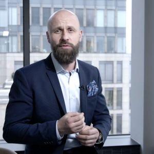 Bartosz Dobrowolski, założyciel, CEO, Proptech Poland, członek rady nadzorczej, RICS. Fot. PTWP