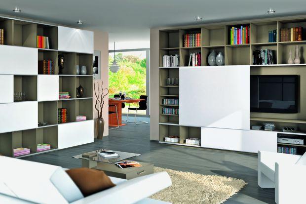 Salon to nie tylko stylistyczna wizytówka domu, ale również przestrzeń, którą musimy zaadaptować do przechowywania różnych przedmiotów. Jak w jednym pomieszczeniu pogodzić komfort użytkowania, funkcjonalność i reprezentacyjny design?