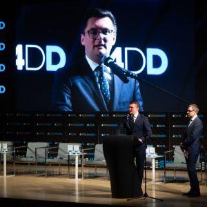 Otwarcie 4 Design Days 2019: Marcin Krupa, prezydent Katowic. Fot. PTWP