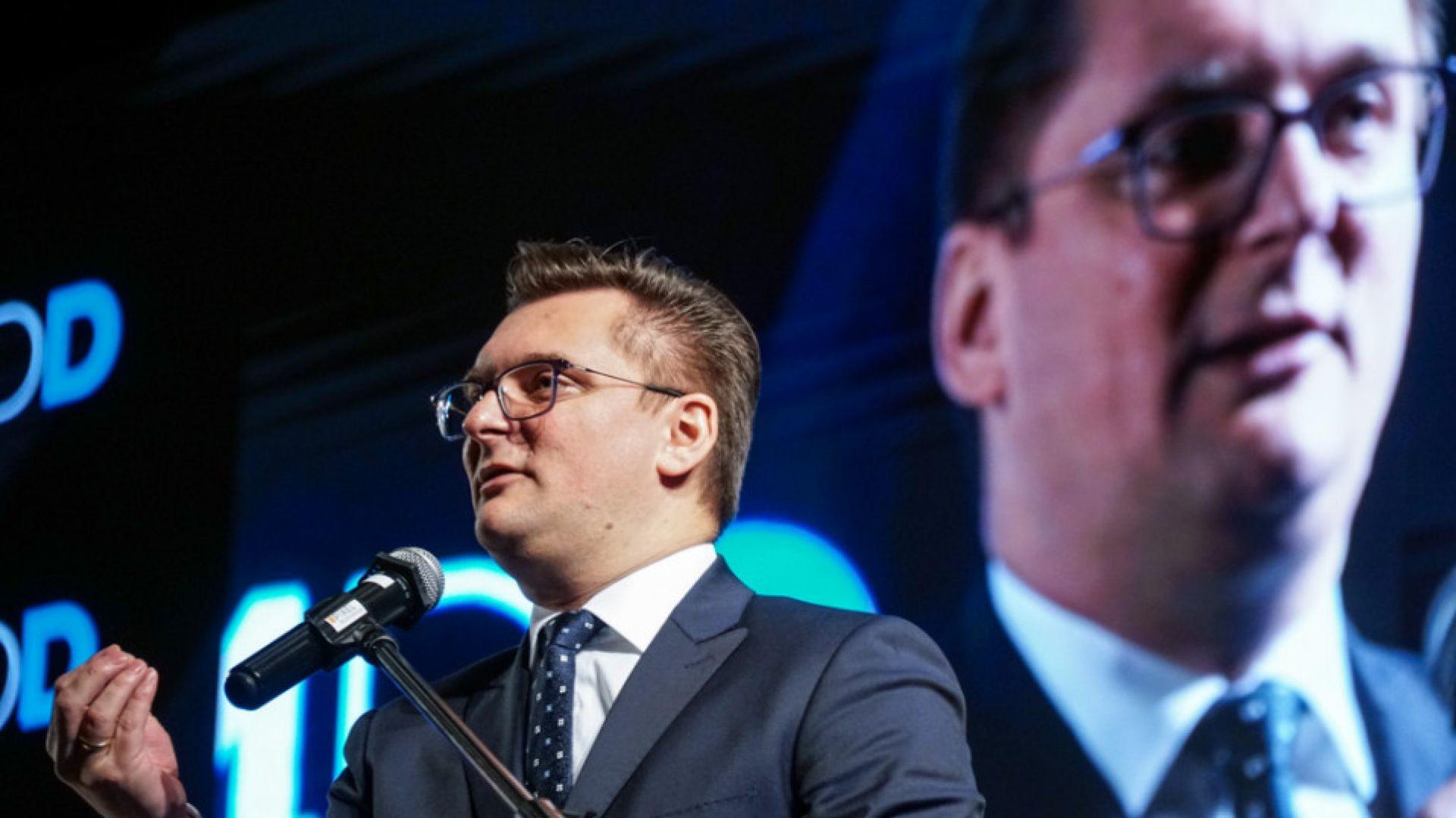 4 Design Days: Marcin Krupa, prezydent Katowic. Fot. PTWP