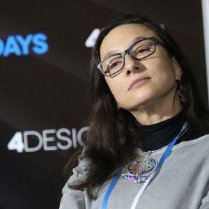 Dorota Rudawa z firmy RS Architektura Krajobrazu. Fot. PTWP