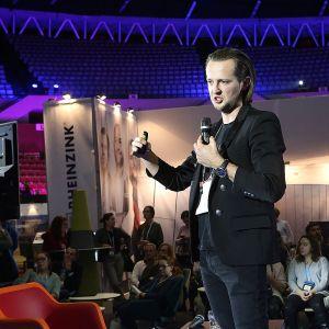 Marcin Tomaszewski. Fot. PTWP