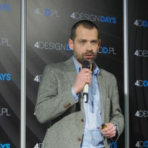 Radek Kozubski, partner, Bike2box