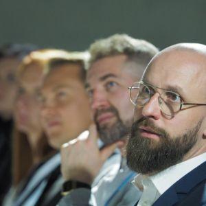 Bartosz Dobrowolski, założyciel, CEO, Proptech Poland, członek rady nadzorczej, RICS, prowadzący DESIGN-it-UP – Projekt na starcie