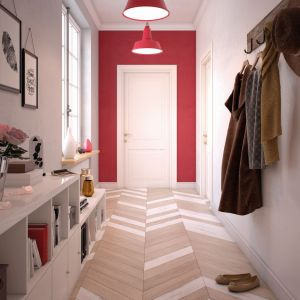 Farba Beckers Designer Kitchen & Bathroom kolor Deep Ruby. Fot. Beckers
