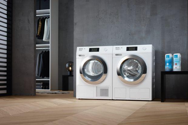 Nowe pralki i suszarki Miele to oferta skierowana dla świadomego konsumenta, dla którego ważna jest jakość uzyskiwanych efektów, a także aspekt ekologiczny.