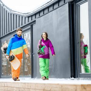 Bezpieczny dom - zimowe wypady bez zmartwień. Fot. mat. pras. Yale