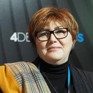 Mieszkanie dla cyfrowego nomada - Krystyna Mikołajska. Fot. PTWP