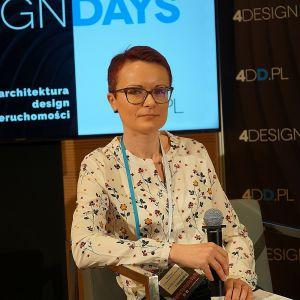 Katarzyna Zacharewicz, redaktor portalu Archiconnect.pl. Fot. Justyna Łotowska