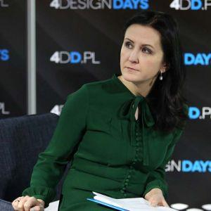 Alicja Knast, dyrektor Muzeum Śląskiego