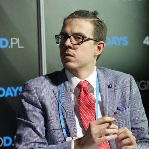 Kamil Kowalski, architekt wnętrz, projektant dostępności, ekspert z Fundacji Integracja