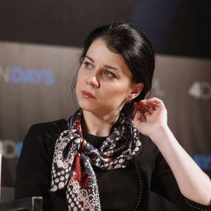 Paulina Rduch z Departamentu Strategii i Polityki Przestrzennej Górnośląsko-Zagłębiowskiej Metropolii. Fot. PTWP.