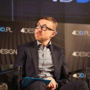 Grzegorz Ogierman, BU Director Glassolutions Saint-Gobain. Fot. PTWP.