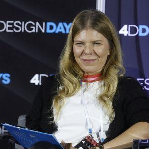 Dominika Trzcińska, architekt wnętrz, właściciel pracowni Superpozycja Architekci. Fot. PTWP