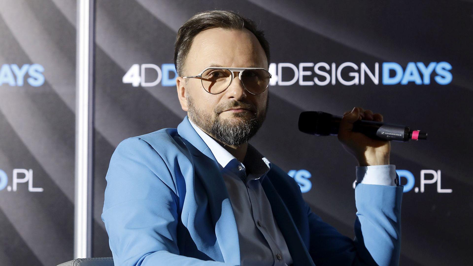 Artur Indyka, projektant wnętrz - moderator panelu