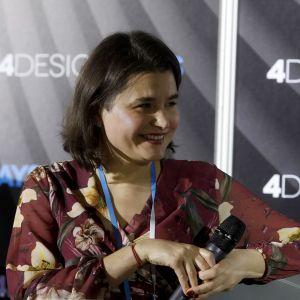 Izabela Żak, doradca architekta w firmie Flügger. Fot. PTWP