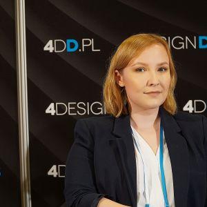Agnieszka Konieczna, architekt wnętrz, właściciel pracowni Ambience.Interior Design. Fot. Publikator