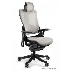 """Fotel biurowy """"Wau"""" (Unique). Nagroda w kategorii """"fotel i krzesło"""". Fot. Unique"""