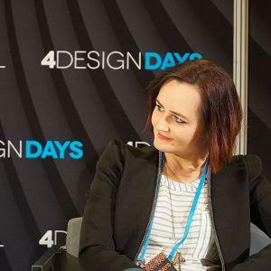 Akademia Dobrze Mieszkaj na 4 Design Days: Karolina Drogoszcz, architekt wnętrz, Mango Studio. Fot. Justyna Łotowska
