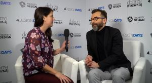 Łukasz Kos, architekt i założyciel pracowni Kos Architects podczas 4 Design Days opowiedział nad czymobecnie pracuje. To innowacyjna platforma, która ma szansę podbić świat.