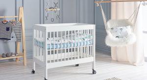 Nowe łóżeczko dostawne to meble służący do co-sleepingu, czyli spanie z dzieckiem w bliskiej odległości. Najnowsze łóżeczko może posłużyć także jako kołyska i domowy wózeczek!