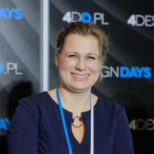 Katarzyna Tworek, Brand Manager, Aurora Technika Świetlna. Fot. PTWP