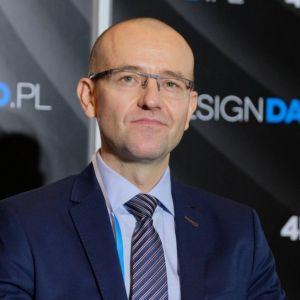 Adam Ptasiński, dyrektor sieci, BLU Salony Łazienek z ramienia BR Konsorcjum Sp. z o.o. Refleks Sp.k. Fot. PTWP