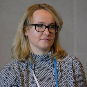Anna Sołomiewicz, redaktor prowadząca, magazyn Łazienka, portal Łazienka.pl. Fot. PTWP