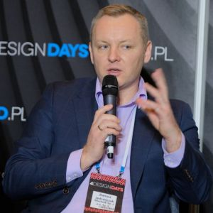 Dariusz Jędrzejczak, kierownik działu handlowego i marketingu, Mochnik. Fot. PTWP