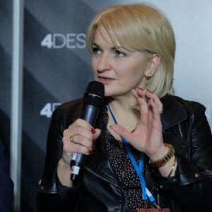 Katarzyna Maciejewska, projektant, właścicielka Maciejewska Design. Fot. PTWP
