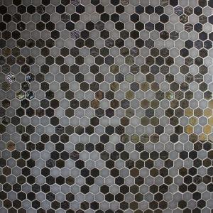 Płytki ceramiczne - najnowsze trendy prosto z targów Cevisama 2018, które odbywają się w dn. 28.01-1.02.2019 w hiszpańskiej Walencji. Fot. Katarzyna Masłowska