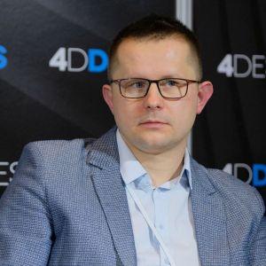 Mariusz Sieradzki, technolog, Dział Badań i Rozwoju, Rejs Sp. z o.o. Fot. PTWP