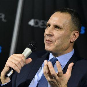 Marcin Dymarski, dyrektor generalny firmy Elita. Fot. PTWP