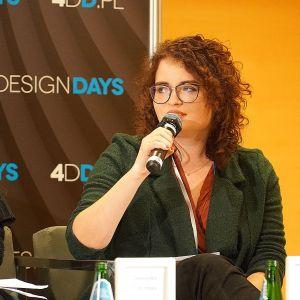 Architekt wnętrz Anna Kapinos. Fot. Justyna Łotowska