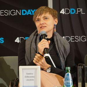 Architekt wnętrz Ewelina Ziółkowska-Jacyków, Fot. Justyna Łotowska