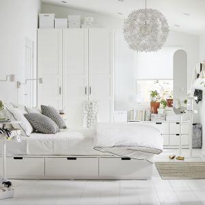 Sypialnie Polaków. Fot. IKEA