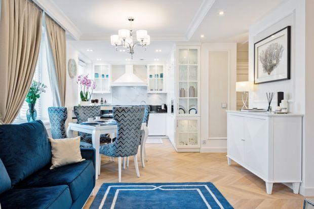 Apartament w stylu Modern Classic: klasyczna elegancja i szyk
