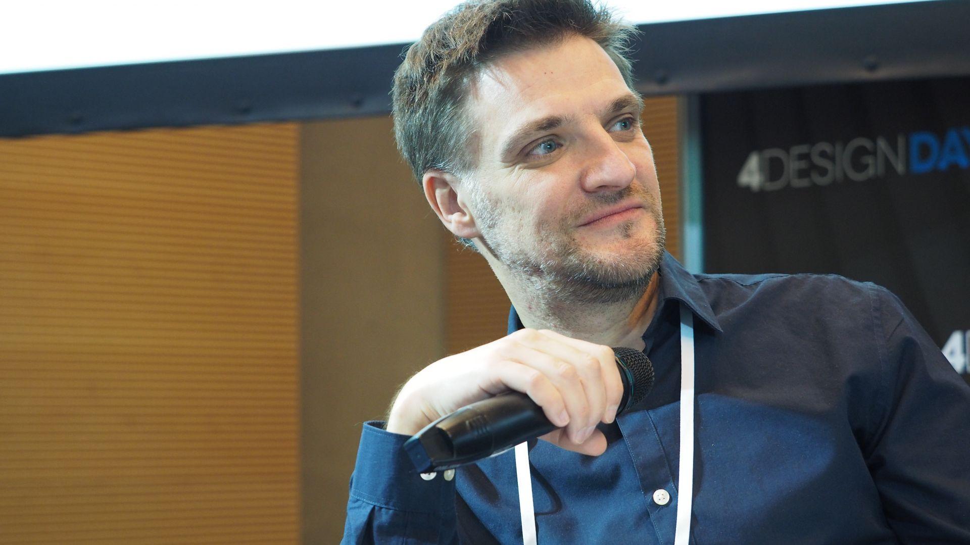 Miłosz Kowalski, architekt, projektant oświetlenia, właściciel Studia Projektowego NO-BOX STUDIO / 2 LAMPKI DESIGN
