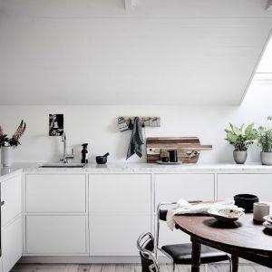 Kuchnia na poddaszu. Fot. mat. prasowe Centrum Handlowe Fasty