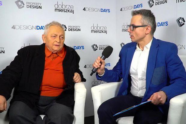 Jerzy Wuttke, juror w konkursach Roca ODDC odpowiedział dlaczego warto brać udział w One Day Design Challenge by Roca