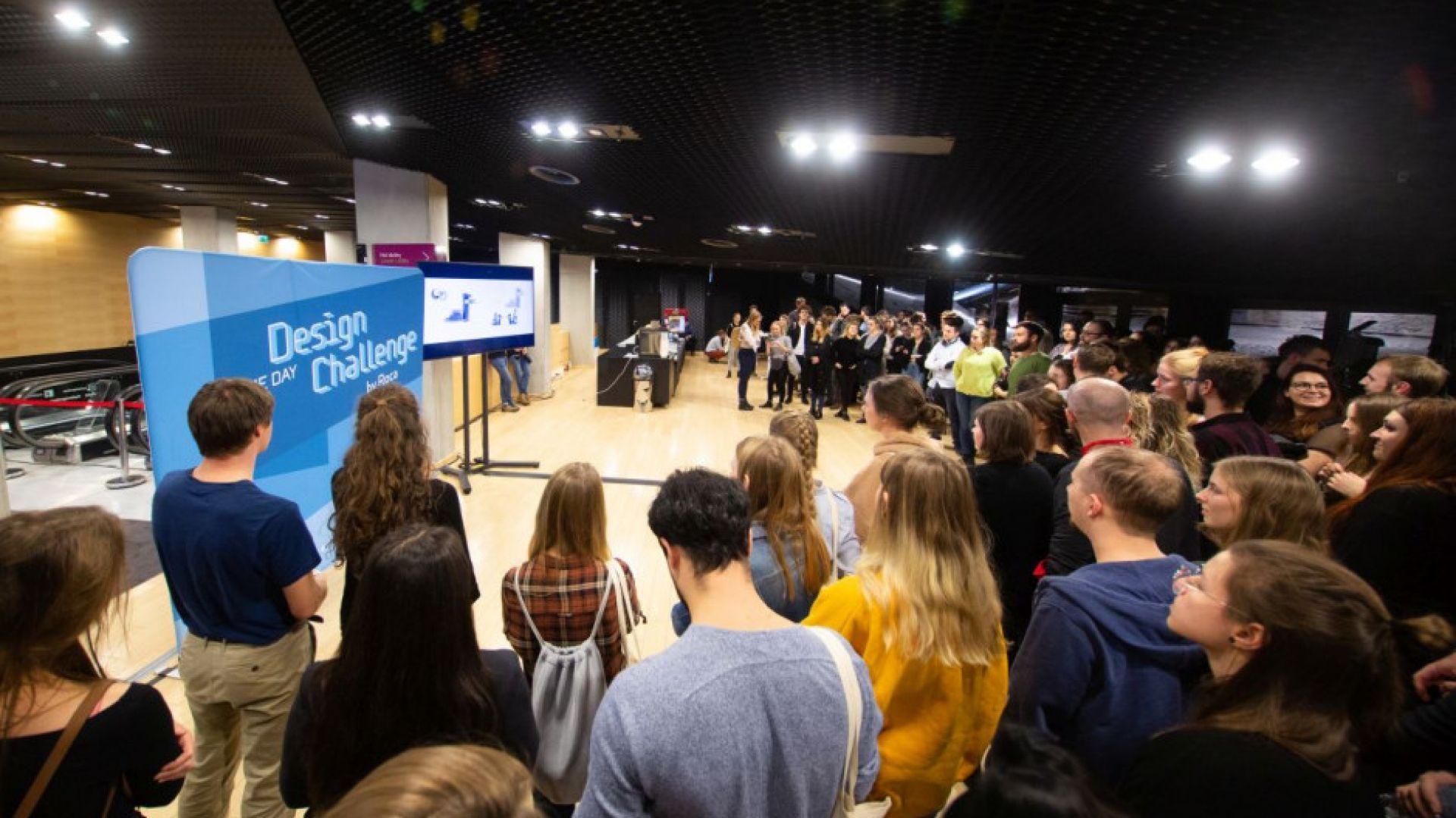 Uroczyste ogłoszenie wyników konkursu Roca One Day Design Challenge i wręczenie nagród odbyło się o 26 stycznia br. w Międzynarodowym Centrum Kongresowym w Katowicach podczas 4 Design Days. Fot. Roca Polska, Krzysztof Matuszyński